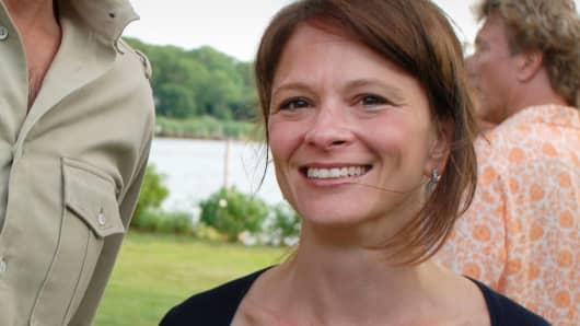 Sara Tirschwell in a 2007 file photo.