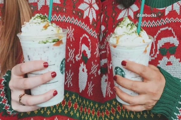 Starbucks has a plan to win back customers after whiffing on holiday sales