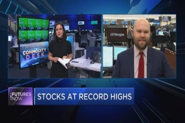 Fourth-quarter earnings season will continue to drive market gains: JPMorgan