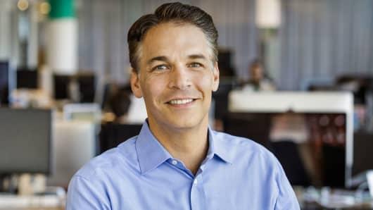 Brian Roberts, CFO of Lyft.