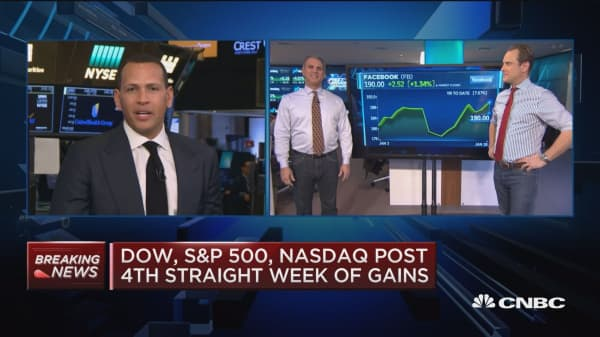 Fast Money traders talk big cap tech stocks with A-Rod