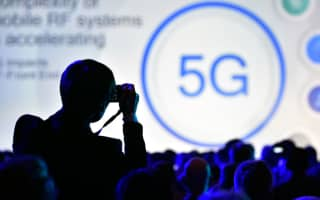 """The United States is behind China in promoting its 5G technologies across the world with officials only just """"waking up"""" to its potential, a former U.S. national security advisor told CNBC Sunday."""