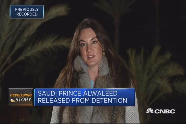 Saudi minister: Anti-corruption purge wasn't out of nowhere