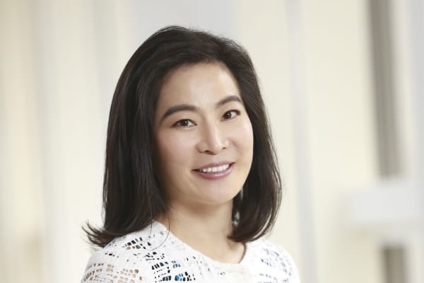 Rebecca Wei, President of Christie's Asia