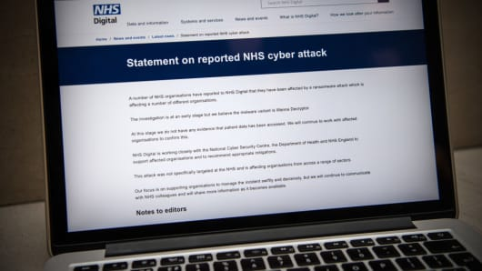 Government Warns Critical Industries To Prep For Cyber Attack