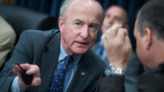 The GOP House Exodus Continues: New Jersey's Frelinghuysen Retiring