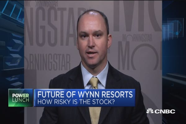 Morningstar analyst: Here's the risk to investing in Wynn