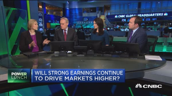 Bias is upwards for the stock market: Strategist
