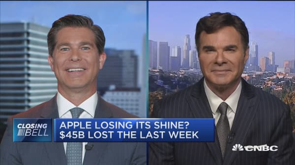 iPhone X price affects overall demand: Gerber Kawasaki's Ross Gerber