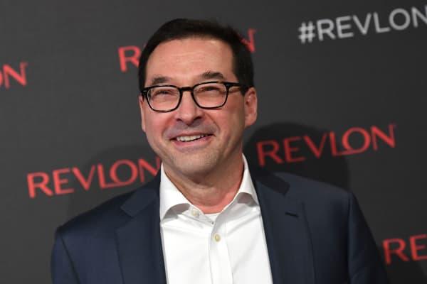 Revlon CEO Fabian Garcia.