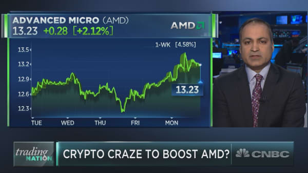 Crypto mining could drive this chip stock