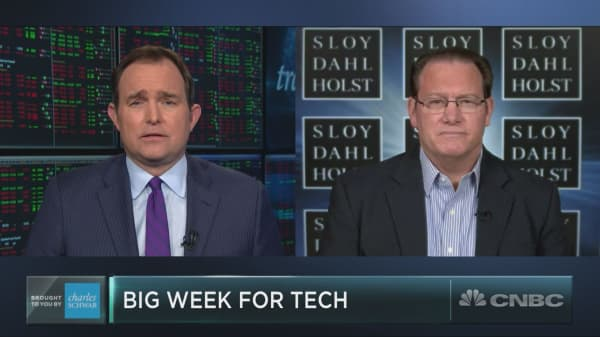 Tech investor Paul Meeks: Tech is not the best place to invest now