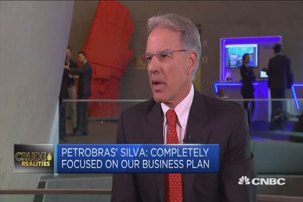 Petrobras executive director: Made a lot of progress in governance