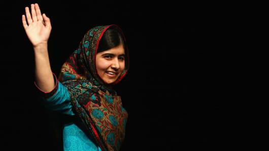 How Nobel Peace Prize Laureate Malala Yousafzai Embraced Feminism