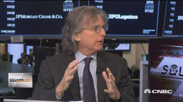 The incentives are huge for Dimon, Buffett and Bezos to do this: Elevation Partners' Roger McNamee