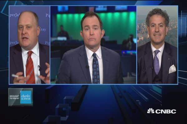 Trading Nation: Stocks get slammed