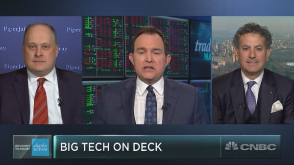 Biggest names in tech to report earnings. But are any of the stocks worth a buy?