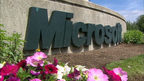 Ahead of Microsoft earnings, why the company is a 'buy'