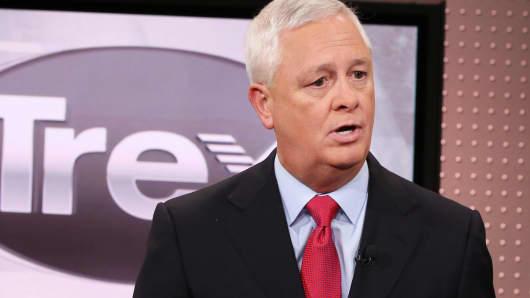 James Cline, CEO, Trex