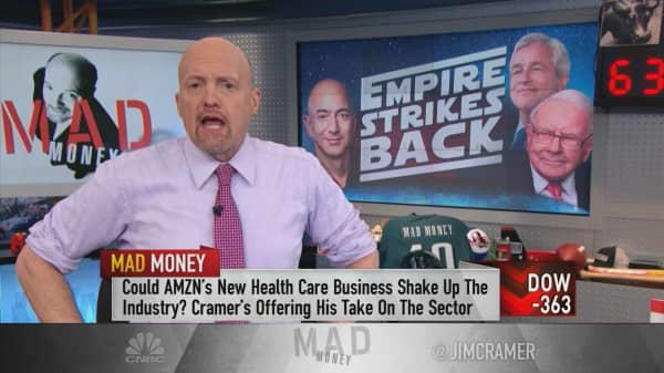 How to play the Amazon-Berkshire-JP Morgan health care move