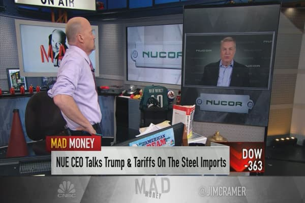 US 'desperately' needs new infrastructure: Top steel CEO