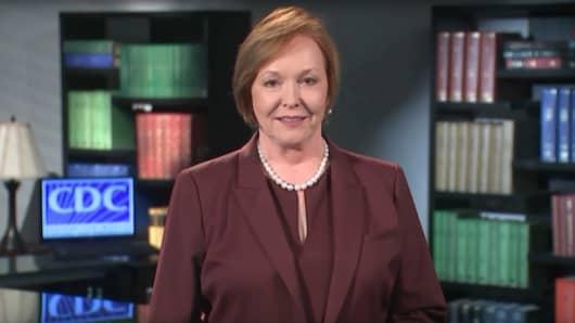 Brenda Fitzgerald, CDC
