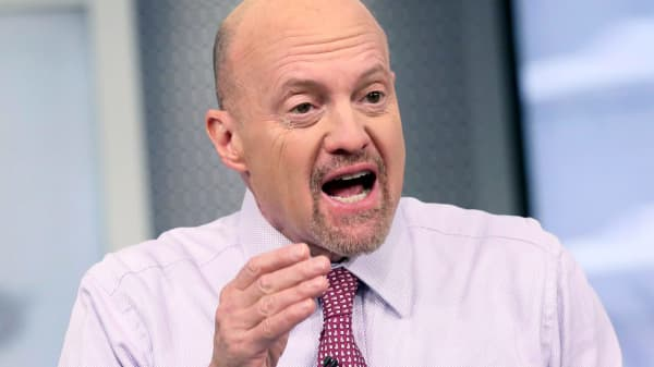 "Jim Cramer on CNBC's ""Mad Money."""