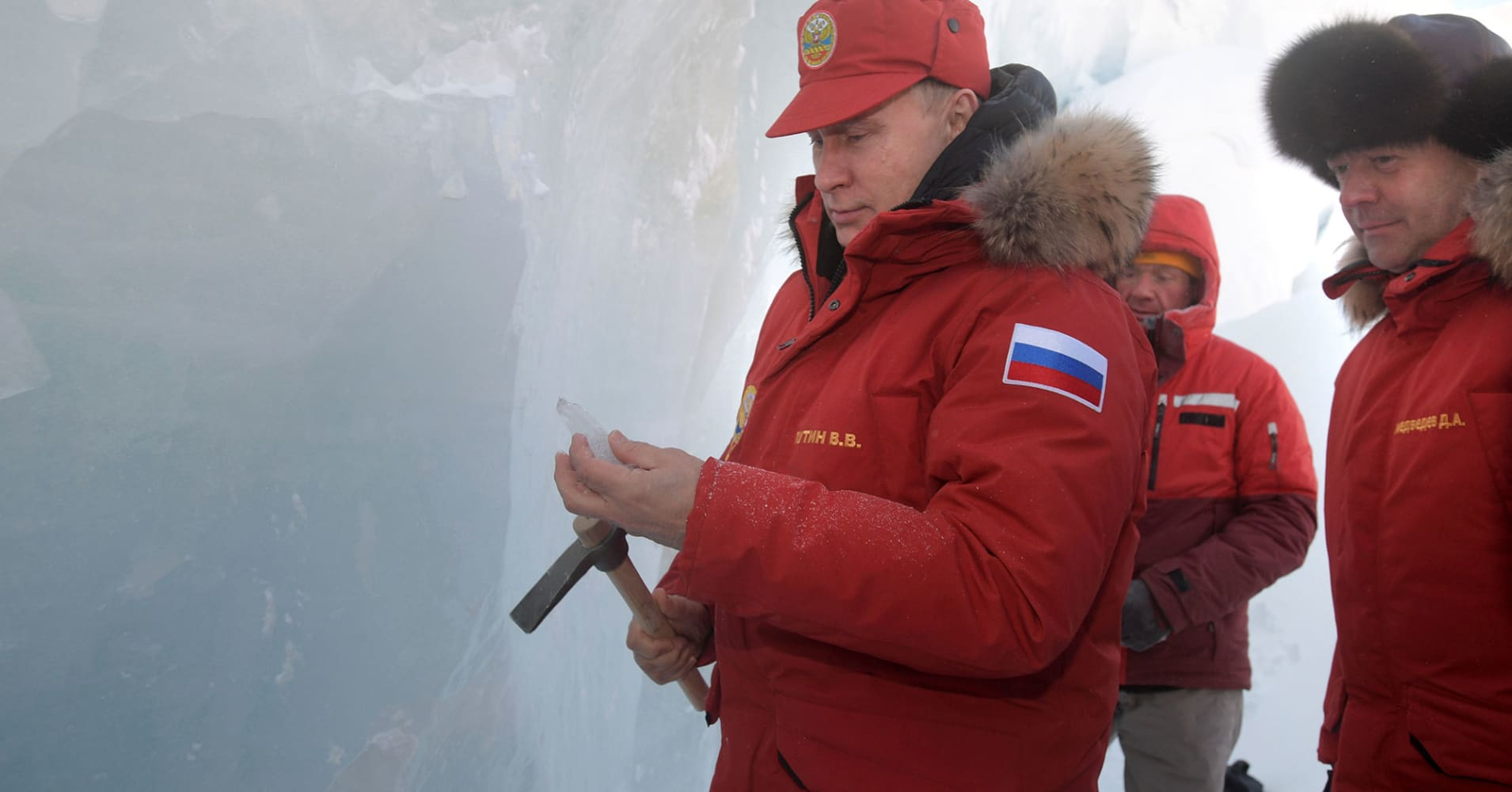 Russia and China battle US in race to control Arctic