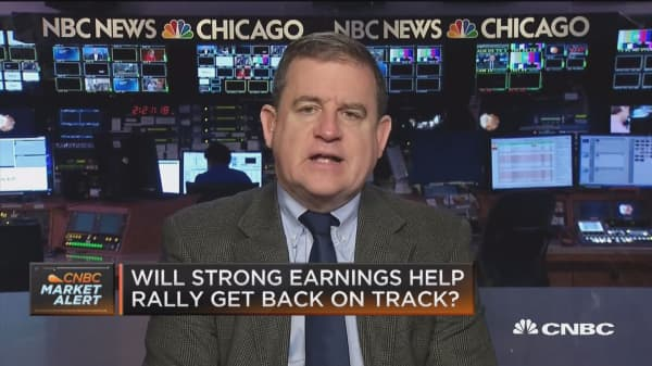 Earnings a necessary but not sufficient condition for market to go higher: Nuveen's Bob Doll