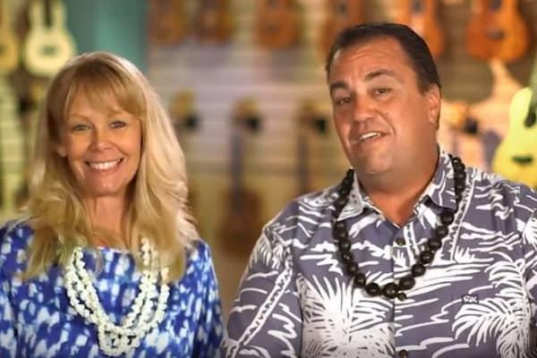 Joe and Kristen Souza