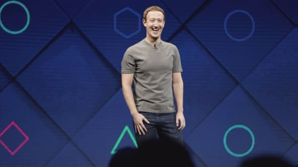 Mark Zuckerberg: Facebook changes reduced time spent on site by 50 million hours a day in Q4