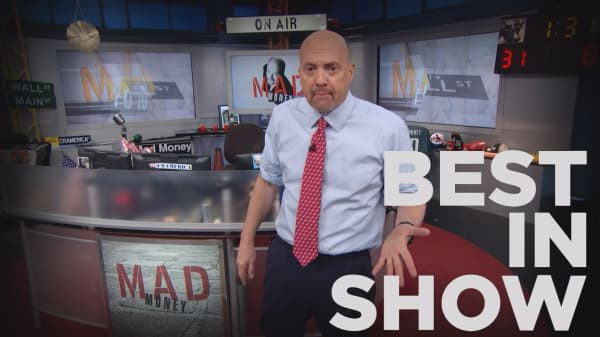 Cramer Remix: Here are the best-in-show biotechs for 2018 so far