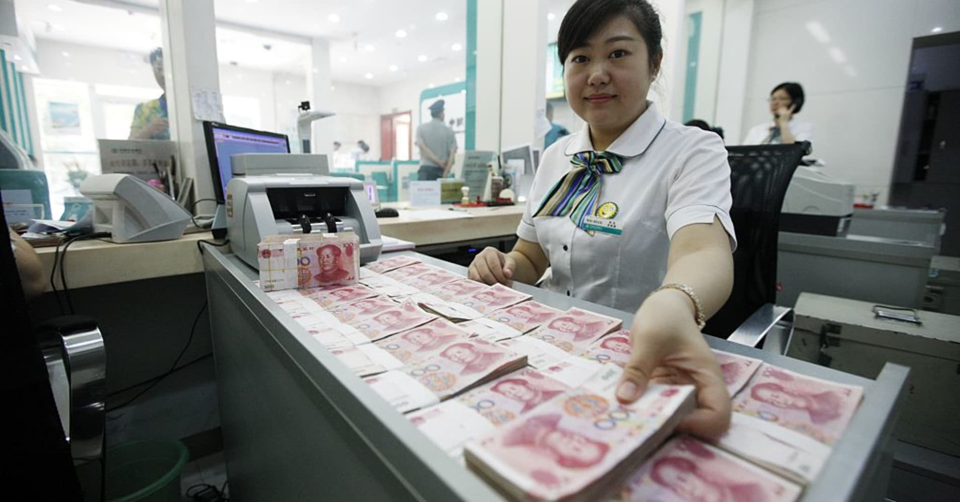 China Currency Yuan The Rmb Isnt Near Overtaking The Us Dollar