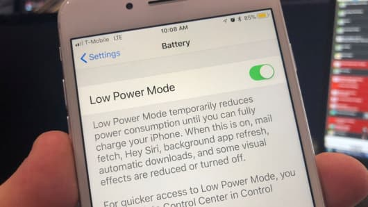 iPhone tips that'll keep your battery running longer