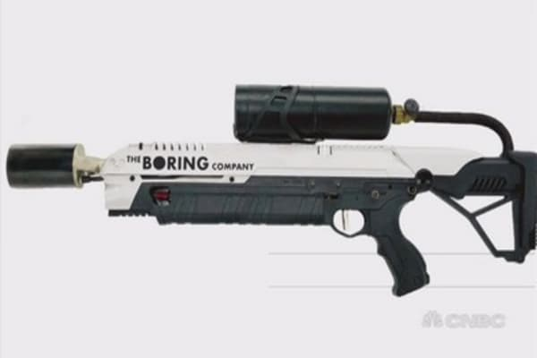 Elon Musk's Boring Company sells all of its flamethrowers in less than a week