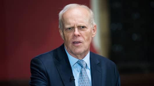 John Hennessy, Stanford University President.
