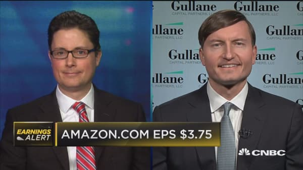 Amazon AWS will continue to be profitable: Gullane Capital
