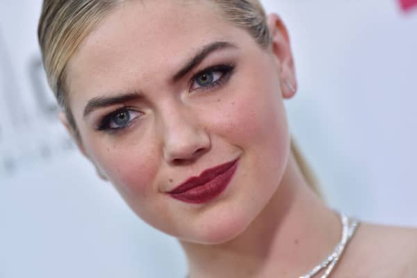 Guess drops as Kate Upton criticizes firm's co-founder