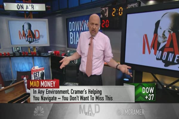 Cramer tackles Facebook, Apple, Amazon and Alphabet earnings as tech giants report