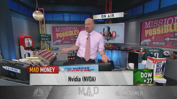 Cramer: Boeing, Nvidia, Mastercard, Idexx all headed higher in 2018