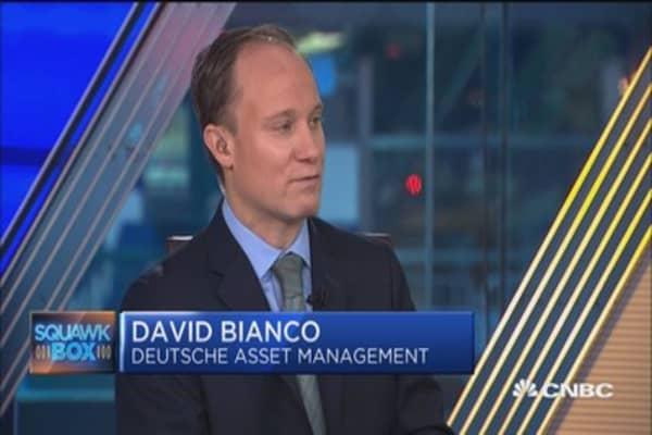 Firm grip on bull market says Deutsche's David Bianco