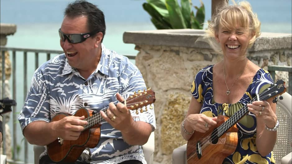 This couple has made millions selling homemade ukuleles