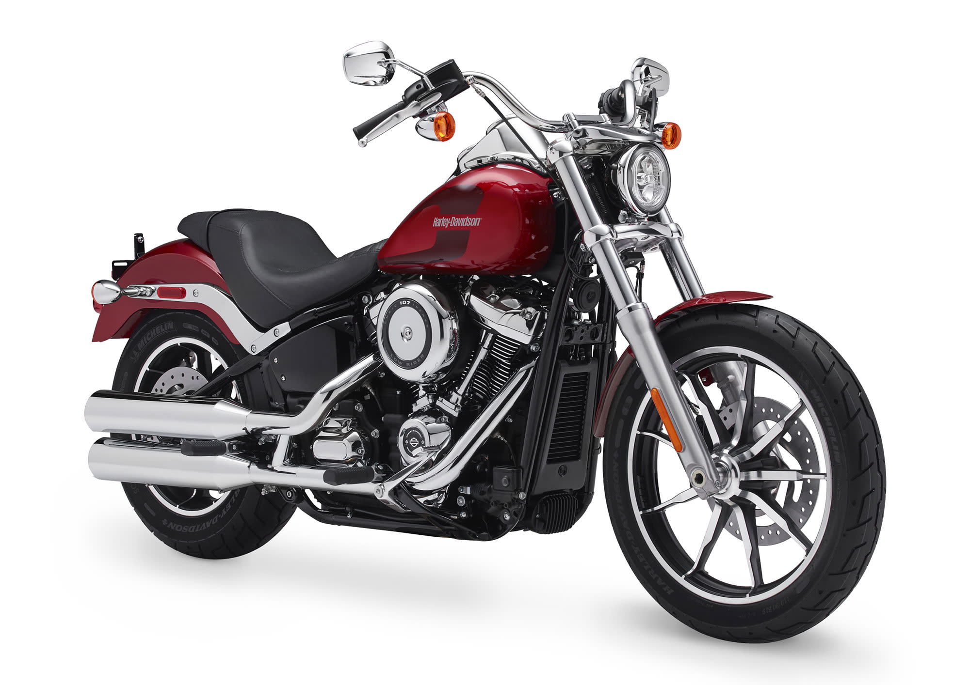 Harley Davidson Tries To Regain Its Coolness Factor 1983 Honda Shadow Bagger Motorcycle