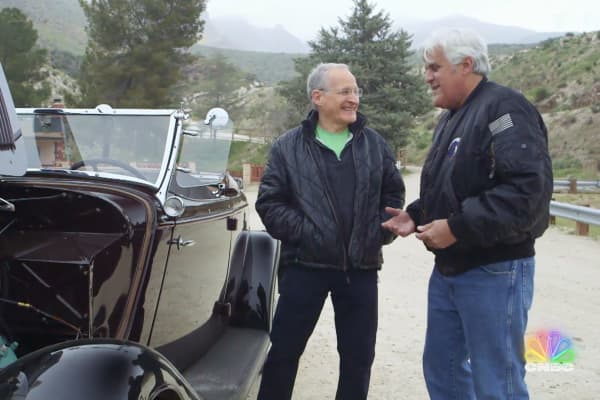 What Does Garage Mean: Jay Leno's Garage – Home