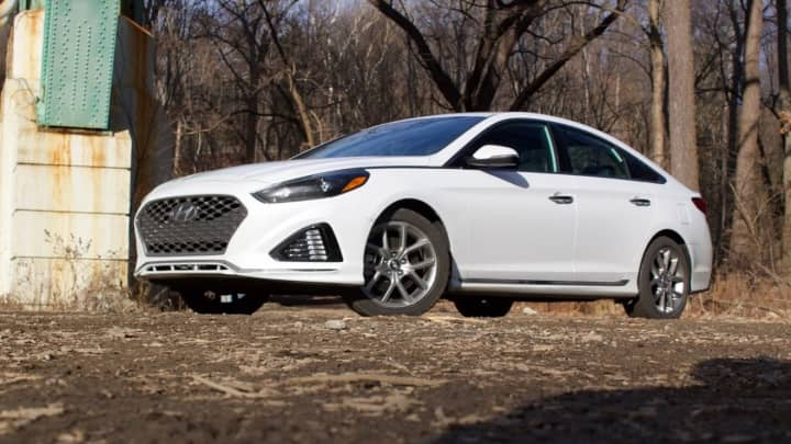 The 2018 Hyundai Sonata