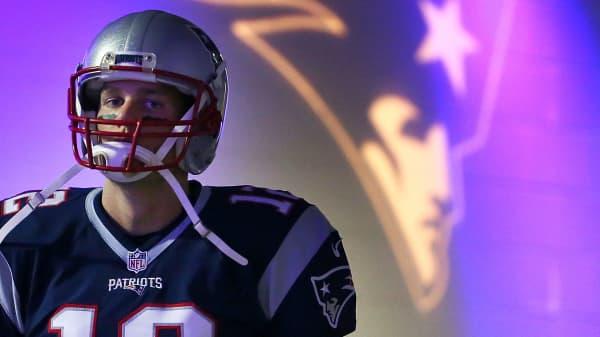 How New England Patriots Tom Brady mentally prepares for success