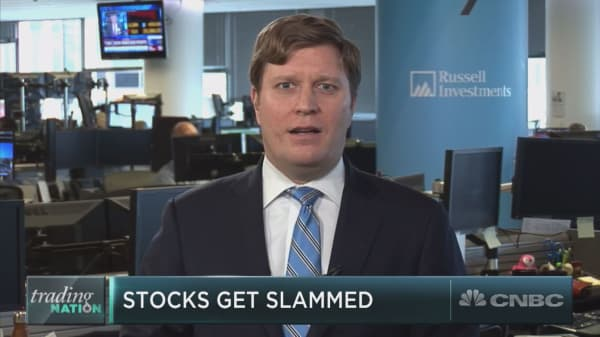 Stocks plunge, but one fund manager sees opportunity to buy the dip