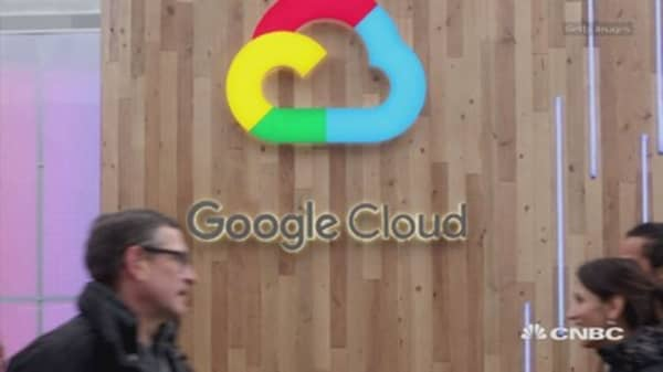 Google's Diane Greene says people were 'grossly underestimating' the size of its cloud
