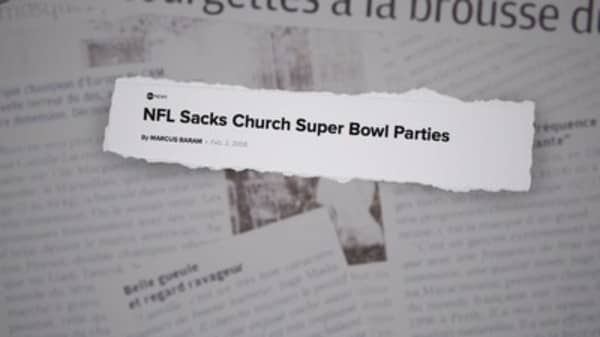 Ever wonder why ads use 'The Big Game' instead of Super Bowl?