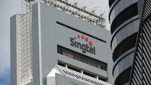 Singtel to invest Rs 26.49 bn in Bharti Telecom